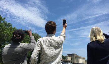 От днес започва месецът за наблюдение на облаците
