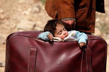 Десетки хиляди бягат от анклава Източна Гута в Сирия заради офанзива на режима