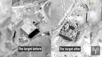 Израел потвърди, че е унищожил сирийски ядрен реактор, и предупреди Иран