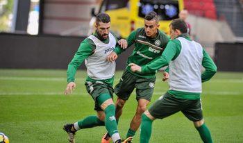 Андрей Гълъбинов е получил контузия на тренировка на националния отбор
