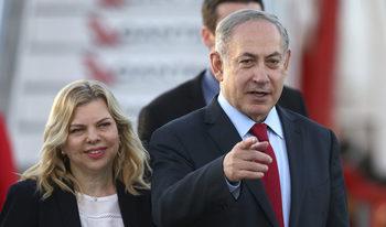 Семейството на Нетаняху е на разпит за корупция