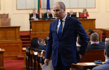 България ще покаже солидарност с Великобритания, обяви Цветан Цветанов
