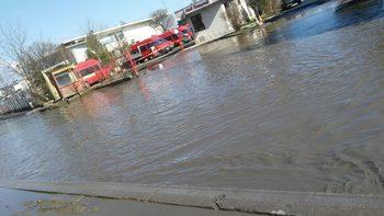 """Една улица в """"Люлин"""", или новата река на квартала"""