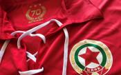 ЦСКА пуска нова партида от юбилейните екипи