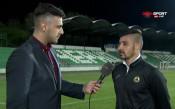 Славчо Шоколаров: Две колективни грешки, два гола