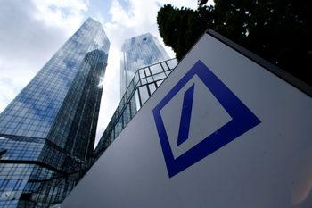 Deutsche Bank е прехвърлила погрешно 35 млрд. долара