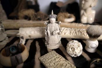 Великобритания въвежда забрана за търговия с предмети от слонова кост