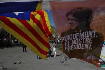 Германската прокуратура поиска Пучдемон да бъде екстрадиран в Испания