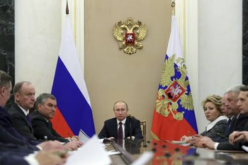 Русия обеща твърд отговор на новите санкции на САЩ
