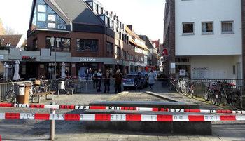 Германия отрече нападението в Мюнстер да е терористична атака