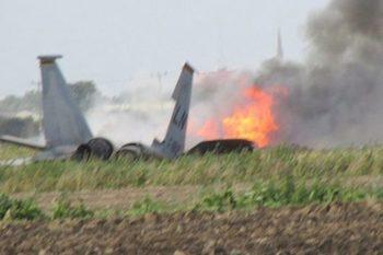 Военен самолет се разби в Алжир, има десетки загинали