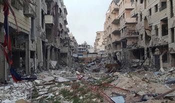Френското разузнаване: Газовата атака в Дума е дело на Асад и не е само една