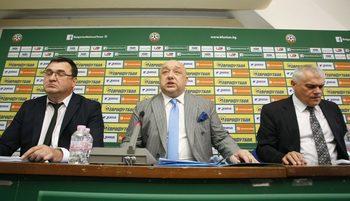 Кралев: От години българският спорт стана заложник на шепа хулигани