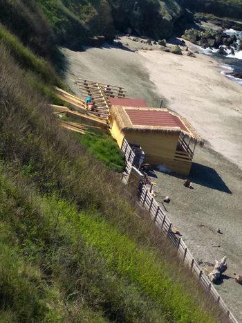 """Достъпът и до плажа на къмпинг """"Делфин"""" е ограничен"""