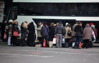 Около 5000 от автобусите в страната не са оборудвани с колани