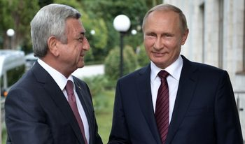 """Армения е далеч от """"цветна революция"""" и Русия го знае"""