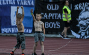 Глобавят родителите на децата с нацистки символи на Левски – Славия
