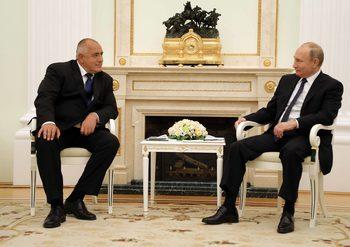 Вечерни новини: Борисов и Путин с договорка за още руски газ, Италия опитва да излезе от политическата криза