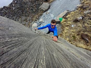 Боян Петров и пътят, който винаги завършва с връх