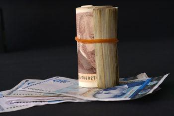 През 2017 г. са иззети 919 фалшиви левови банкноти
