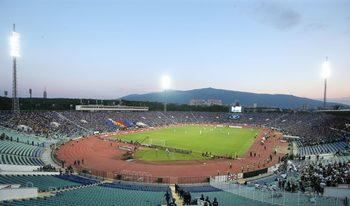 """Двадесет и трима души са задържани преди и по време на мача между """"Славия"""" и """"Левски"""""""