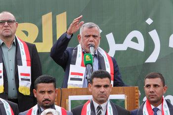 На изборите в Ирак партизански командир може да донесе победа на Иран
