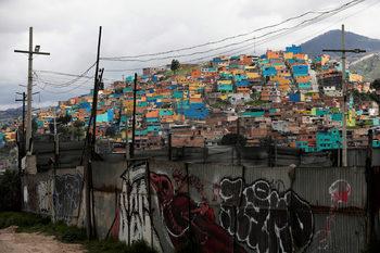 Фотогалерия: Цветовете на Богота