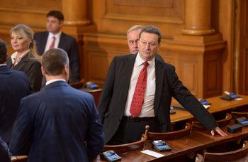 ГЕРБ ще сезират ДАНС и прокуратурата заради статуса на Таско Ерменков за водата в София