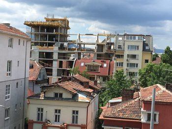 """Драстично нарушение в София, на ъгъла на ул. """"Росица"""" и ул. """"Чумерна"""""""