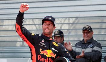 Рикардо ще стартира пръв в Гран при на Монако