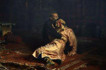 Руснакът, повредил световен шедьовър, искал да защити репутацията на Иван Грозни