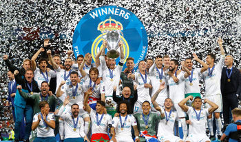 """""""Реал"""" подчини """"Ливърпул"""" и покори Шампионската лига за трета поредна година"""