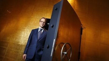 ЕЦБ става на 20 години и за пръв път германец може да я оглави