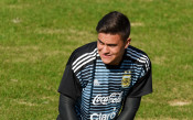 Меси, Дибала и Ди Мария пропуснаха част от тренировката на Аржентина