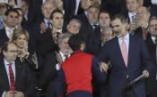 """Кралят на Испания ще подкрепи отбора срещу Русия на """"Лужники"""""""