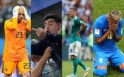 Най-запомнящите се моменти от груповата фаза на Мондиала
