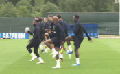 Англия тренира в Зеленогорск след разгрома