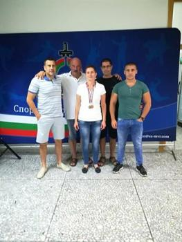 Поредни спортни отличия завоюва отборът по плуване на ОДМВР – Плевен