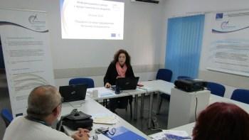 Възможностите за подпомагане на нови предприятия представи ОИЦ – Плевен
