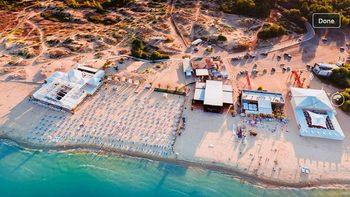 """Строителният надзор откри 32 незаконни обекта на плажа в """"Слънчев бряг"""""""