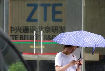 ZTE тегли кредит от 11 млрд. долара, за да възстанови дейността си