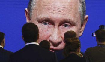 Над 770 хил. въпроса са постъпили към Путин преди пряката връзка с него
