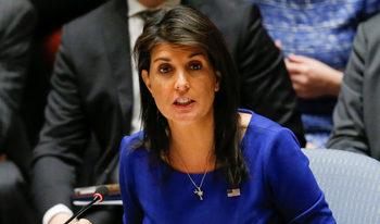 САЩ напуска Съвета за човешките права към ООН