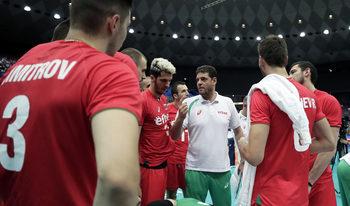 Пламен Константинов се надява националният отбор да подобри представянето си