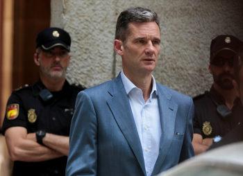 Зетят на испанския крал влиза в затвора, осъден за измами и неплащане на данъци