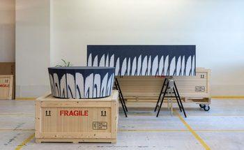 Мебелите – приказни, принтирани и от отпадъци