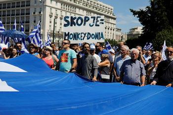 Договорът за името на Македония се очаква да бъде подписан утре