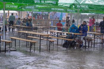 Нормализира се обстановката в София след падналите обилни валежи