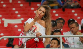Фотогалерия: Нежните фенове на световното в Русия