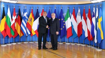 Като страна на първа линия България се справя с бежанския натиск, каза Борисов